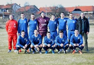 Foto:Miloš Stamenković FK SLOGA(Leskovac),05.02.2017.godine