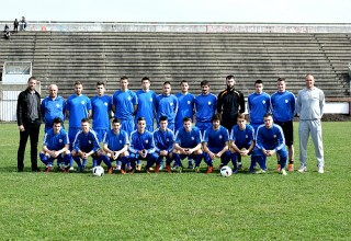 FK Vlasina 05.03.2017. Foto:Miloš Stamenković