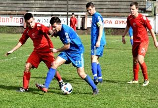 Prijateljska utakmica:GFK Dubočica-Vlasina 05.03.2017.g. Foto:M.Stamenković