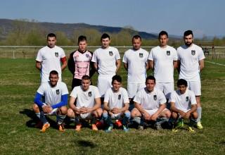 FK Vučje,proleće 2016/2017. 22.mart 2017.god. Foto:Miloš Stamenković