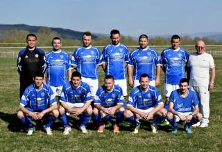 FK ZLOĆUDOVO,proleće 2016/2017.god. 22.mart 2017.god. Foto: Miloš Stamenković