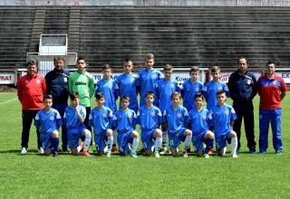 Selekcija FS RIS Pioniri 2004.god. Leskovac,04.maj 2017. Foto:M.Stamenković