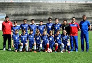 Selekcija FS RIS Pioniri 2005. Leskovac,04.maj 2017. Foto:M.Stamenković