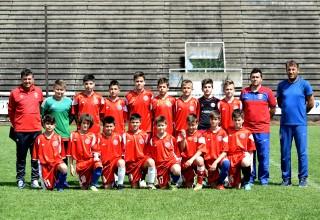 Selekcija FS RIS Pioniri 2005.god. Leskoac,04.maj 2017. Foto:M.Stamenković