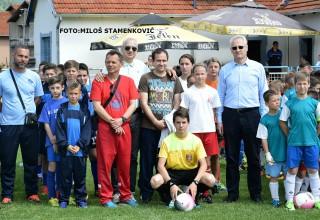 Liga cicibana GFS Leskovac 14.maj 2017.godine. Vlasotince