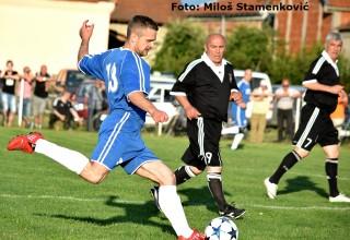 Proslava 40.rođendana FK Jedinstvo Veterani:Jedinstvo-Partizan(Bg) 2:2 30.maj 2017.godine Utorak,Gornje Stopanje