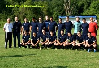 FK Jablanica,prvak JOL Povratnik u Zonu Jug FS RIS Medveđa,11.jun 2017.