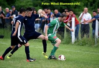 Detalj sa utakmice:Jablanica-Kumarevo 65 Medveđa,11.jun 2017.