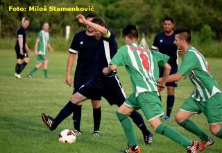 Detalj sa utakmice:Jablanica-Kumarevo 65 Medveđa,11.jun 2017