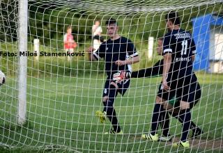 Revija golova na proslavi titule Fudbaleri Jablanice deklasirali Kumarevo 65(10:1) Medveđa,11.jun 2017.god.