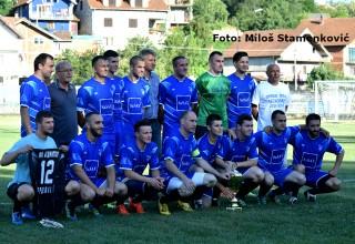 Prvak MFL za sezonu 2016/2017 FK JEDINSTVO Grdelica,25.jun 2017.