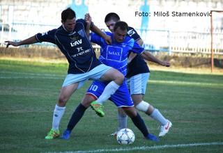 2.Detalj sa revijalne utakmice FK Jedinstvo-Selekcija MFL (0:1) Grdelica,25.jun 2017.