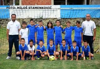 Trećeplasirana ekipa Radnik(Surdulica) Grdelica,14.jul 2017.