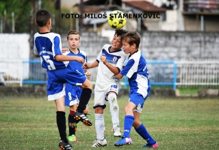 Najbolji strelac turnira Mateja Stojanović(OFK Šampion) Grdelica,14.jul 2017.