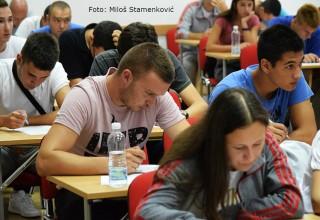 Testovi uspešno urađeni Seminar za služb. lica FSJO Leskovac, 16.avgust 2017.god.
