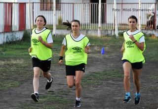 Fudbalske dame spremne,Seminar služb. lica FSJO,Leskovac, 16.avgust 2017.god