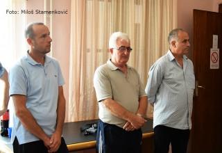 Dodela godišnjih priznanja FSJO Komesar JOL Goran Nedeljković sa gostima Leskovac,18.avgust 2017.
