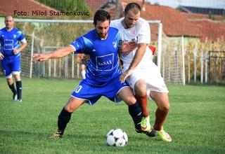 Derbi 1.kola JOL Detalj sa utakmice Jedinstvo(G.St.)-Jedinstvo(G) G.Stopanje,20.08.2017.
