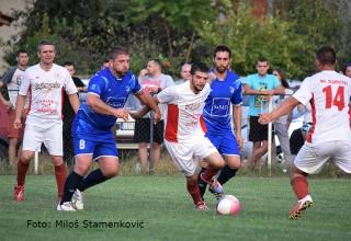 Derbi 1.kola JOL Detalj sa utakmice Jedinstvo(G.St.)-Jedinstvo(G) 3:1 G.Stopanje,20.08.2017.