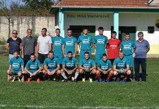 FK Plantaža(Donje Stopanje) Prvenstvo MFL 2017./2018. Leskovac,27.08.2017.