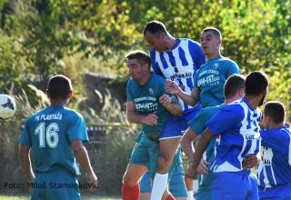 OFK Morava-FK Plantaža(D.Stopanje) Detalj sa utakmice 2.kola MFL(4:1) Leskovac,27.08.2017.god.