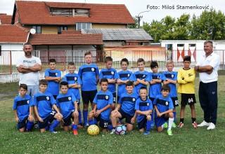 """Turnir petlića """"Roštiljko 2017"""" FK Vlasina,treći u gen. 2007. Leskovac,29.08.2017.god."""