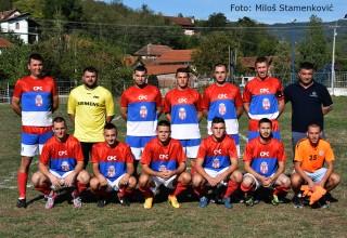 Prvenstvo JOL za 2017./2018.god. FK Jedinstvo(Šišava) Šišava,24.09.2017.god