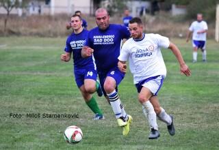 Prvenstvo MFL za 2017./2018.god. Mladost-Radnik Sušica(2:0) Detalj sa utakmice Batulovce,24.09.2017.godine