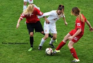 Prva liga Srbije za žene,5.kolo Lavice Dubočica-Mačva 2:1(1:0) Leskovac,29.oktobar 2017.godine