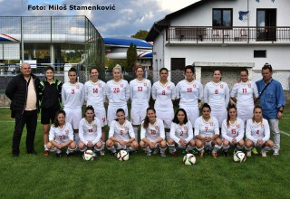ŽGFK Lavice Dubočica Prva liga FSS 2017/2018.god. Leskovac,08.10.2017.godine.