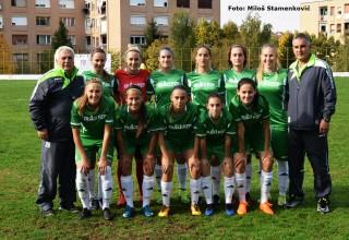 Superliga FSS za žene,sezona 2017./2018.god. ŽFK Mašinac Trace PZP(Niš) Niš,14.oktobar 2017.god.