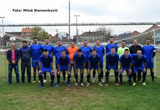 Prvenstvo MFL,11.kolo FK Bratstvo u sezoni 2017./2018. Bratmilovce,29.10.2017.godine.
