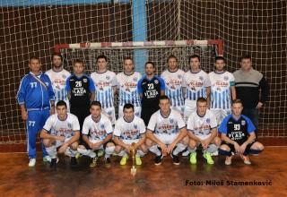 Treća Futsal liga Ekipa KMF Leskovac u sezoni 2017./2018.god. Leskovac,06.10.2017.godine
