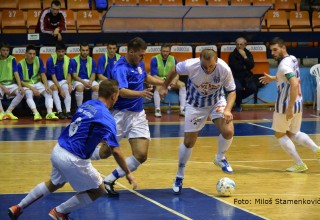 Treća Futsal liga-1.kolo KMF Leskovac-Akademac(Niš) 9:1(3:0) Leskovac, 06.10.2017.god.