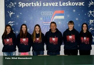 Istorijski uspeh: Drugo mesto ŽGFK Lavice Dubočica, u prvom delu Prve lige FSS, za fudbalerke.
