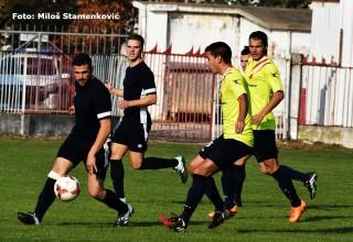 Zona Jug FS RIS,12.kolo,detalj. GFK Dubočica-FK Jablanica 3:0(2:0) Leskovac,04.novembar 2017.godine.