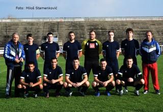 Zona Jug FS RIS,12.kolo FK Jablanica(Medveđa) u sezoni 2017./2018.god. Leskovac, 04.novembar 2017.god.
