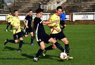 Komšijski derbi 12.kola Zone Jug GFK Dubočica-FK Jablanica 3:0(2:0) Leskovac, 04.novembar 2017.god.