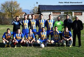 Železničar-Polet 2:1(1:0) FK Polet(Stajkovce),u sezoni 2017./2018. Brestovac,5.11.2017.godine.