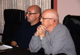Konferencija klubova JOL Predstavnici FK Zloćudovo Leskovac,10.11.2017.godine.