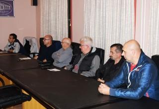 Konferencija klubova JOL Gosti i predstavnici klubova Leskovac,10.11.2017.godine.