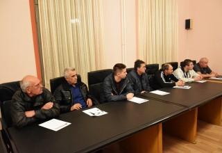 Konferencija klubova JOL Predstavnici klubova i gosti Leskovac,10.11.2017.godine.