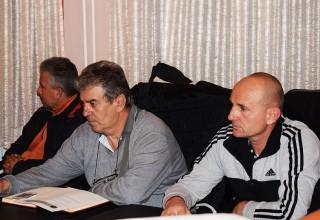 Konferencija klubova MFL Detalj sa radnog skupa Leskovac,10.11.2017.godine.