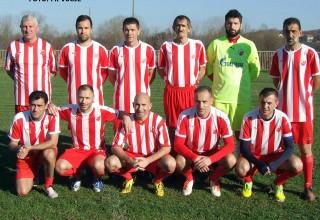 Proslava 72.rođendana FK Vučje Veterani Crvene Zvezde(Beograd) Vučje,23.11.2017.godine.