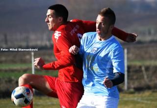 Kontrolna utakmica u Donjoj Jajini: GFK Dubočica-Osogovo(Makedonija) 2:1(1:0) Subota,17.02.2018.godine