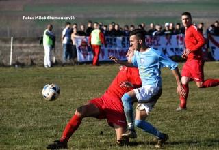 Međunarodna utakmica u D.Jajini GFK Dubočica-Osogovo 2:1(1:0) Subota,17.02.2018.godine.