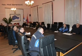 Konferencija klubova JOL Takmičenje zajednička briga. Leskovac,23.02.2018.godine.