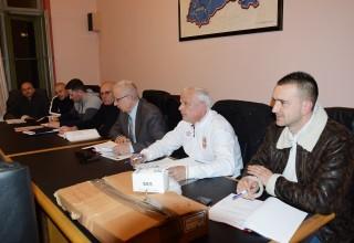 Treća sednica Skupštine FSJO Rukovodstvo Saveza predstavlja plan eada za 2018.godinu. Leskovac,07.mart 2018.godine
