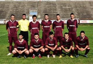 FK Budućnost iz Orašja. Proleće,2017./2018.godine. Leskovac,25.april 2018.godine