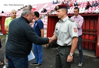 Memorijalna utakmica veteran Dubočica-Partizan 3:2(0:1) Leskovac,22.maj 2018.godine